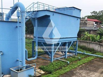 Hệ thống xử lý nước thải Nam Á