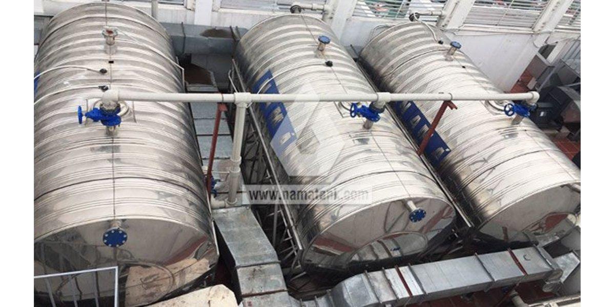 Sản xuất bồn bảo ôn giữ nhiệt inox theo yêu cầu